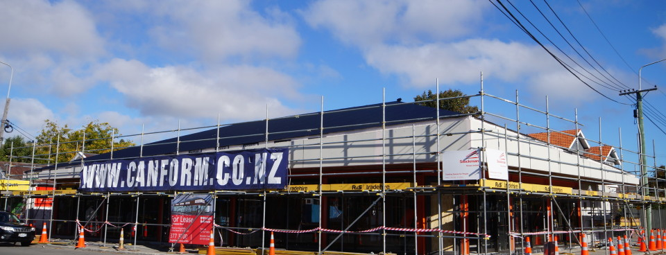 Under Construction-Opawa Project