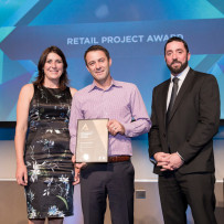 Congratulations to the team for their award at the NZ Commercial Building Awards